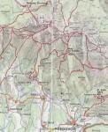 Zemljevid - ožje področje