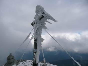 Zima na Storžiču