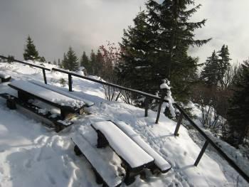 Prvi jesenski sneg
