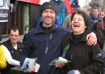 Marjeta in Tomaž - zmagovalca
