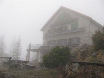 Sneg, mraz, megla, veter, led, ..., zima na Kališču :-)