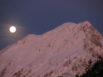 Polna luna ob zaključku leta 2012