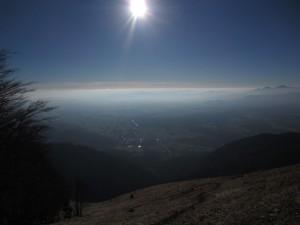 Toplo januarsko sonce na 1500 nmv